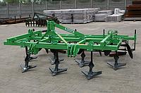 Культиватор 3,8 м. срывной болт (лапы стрельчатые + диски + каток) BOMET (Польша), фото 1
