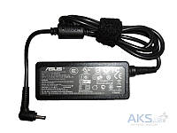 Блок питания для ноутбука PowerPlant ASUS 220V, 45W, 19V, 2.37A (4.0*1.4mm) (AS45F4014)
