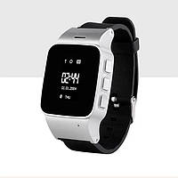 Детские умные gps часы  Wonlex EW100 (D99) - Smart Watch GPS Silver