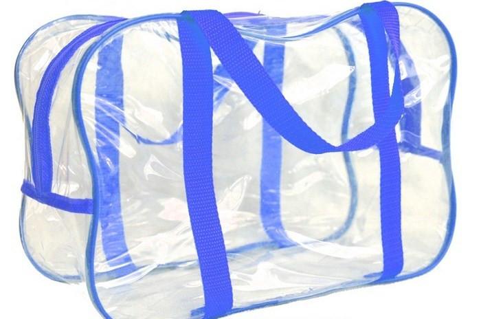 fe7ad139fb9e Прозрачная сумка для вещей в роддом 31х21х14: продажа, цена в Днепре ...
