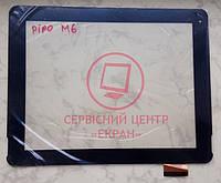 Pipo M6 F-WGJ97104-V2 P1 сенсор тачскрін чорний