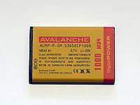 АКБ Avalanche для Samsung S3650 Corby,C3200;C3222;C3510;C3530  - 1000 мАч