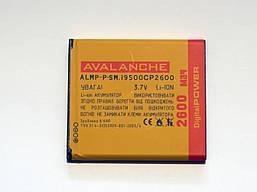АКБ Avalanche для Samsung I9500, S4, G7102 Galaxy Grand 2 2600мАЧ