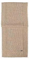 Теплий в'язаний жіночий шарфик снуд від Loman Польща, фото 3