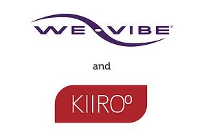 We-Vibe і Kiiroo спільно розроблять інтерактивний вібратор для пар