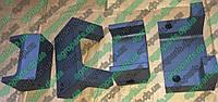 Вкладыши 817-398С хича АНАЛОГ 817-397C блок скольжения 817-144C RPBY 817-438C GP 817-101С (2шт+2шт)