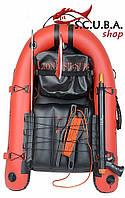 Буй-плот для подводной охоты 100*65*15 см (модель LD-100L)