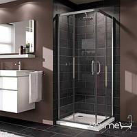 Душевые кабины, двери и шторки для ванн Huppe Дверь раздвижная для углового входа (1/2 кабины) Huppe X1 120202.069.321