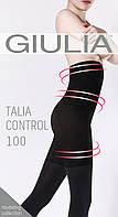 Колготки женские Теплые Моделирующие с Высокой Талией из Микрофибры TALIA CONTROL 100DEN GIULIA