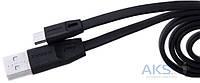 USB кабель REMAX Full Speed micro-USB Cable Black