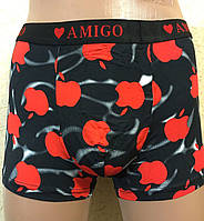 """Мужские трусы """"Amigo"""" айфон, фото 1"""