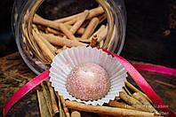"""Шоколадные конфеты ручной работы """"Молочная сфера"""", 1 шт, 20 г."""