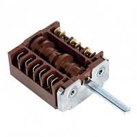 Переключатель ПМ 25866/509 (46.25866.509) пятипозиционный для духовки и электроплиты Gefest