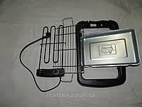 Электрический барбекю трансформер. Удобство в готовке и мойке., фото 1
