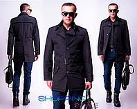 Мужское стильное полу-пальто , разм 44,46,48,50,52,54,56