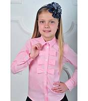 Оригинальная детская блуза Бант