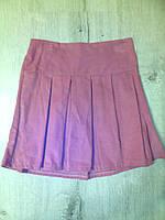 Детская юбка вельвет для девочки Турция