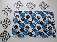 Салфетки сервировочные набор 6+6 шт