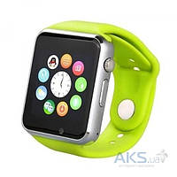 Умные часы SmartWatch A1 Green