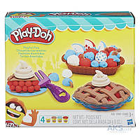 Игра Hasbro Play-Doh Ягодные тарталетки (B3398)