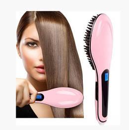 Гребінець-випрямляч Fast Hair Straightener HQT 906