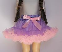 Суперпышная юбка американка Pettiskirt  1-3 года.