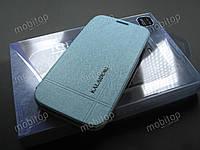 Чехол книжка Kalaideng Samsung Galaxy S4 i9500 (бирюзовый)