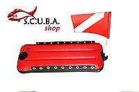 """Буй """"Навигатор"""" для подводной охоты 46*23*8 см (модель PL - 146)"""