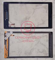 Lenovo Tab 2 A7-10 A7-20F тачскрін сенсор чорний якісний