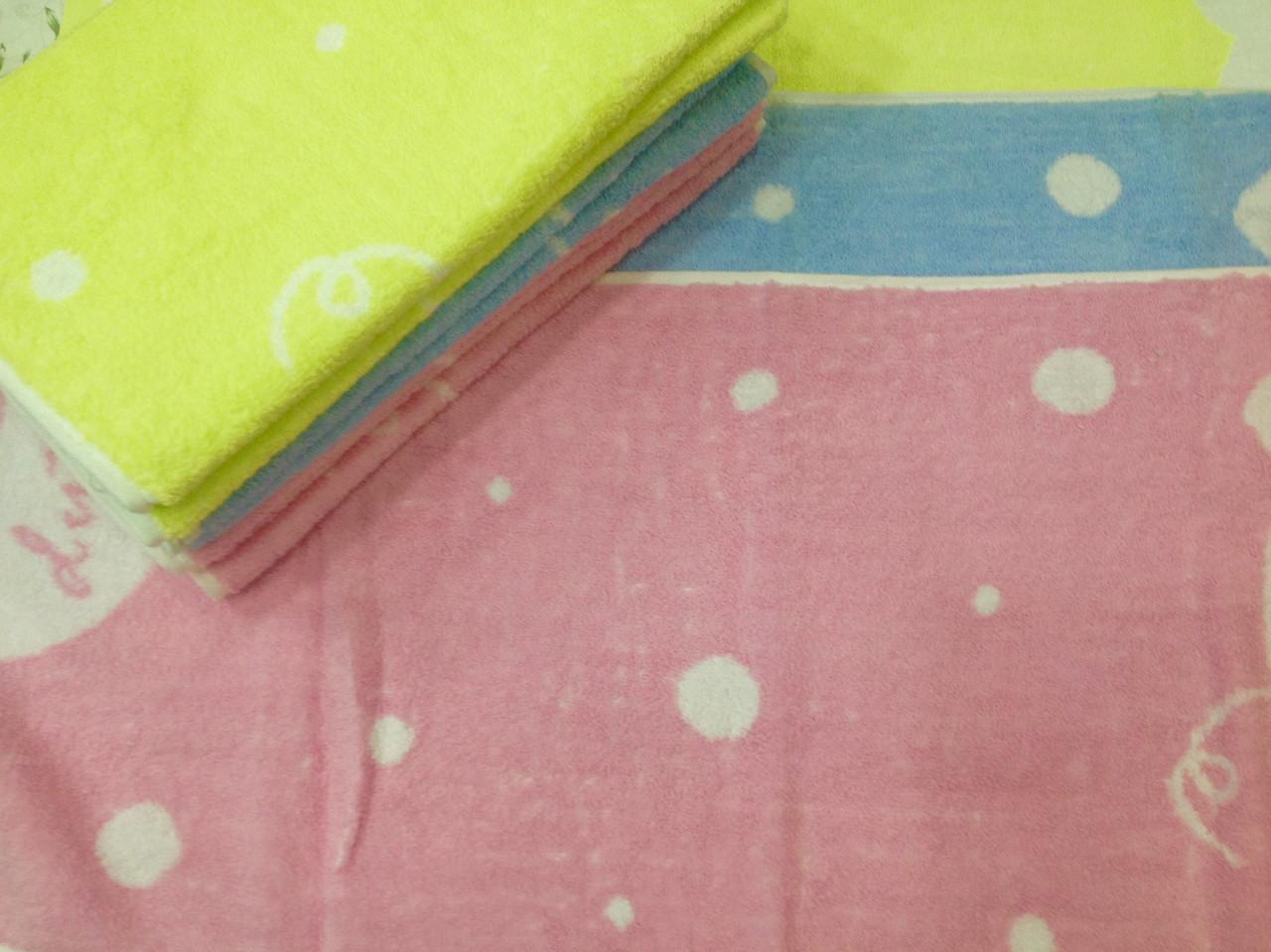 Махровое полотенце кухня 73/33 см