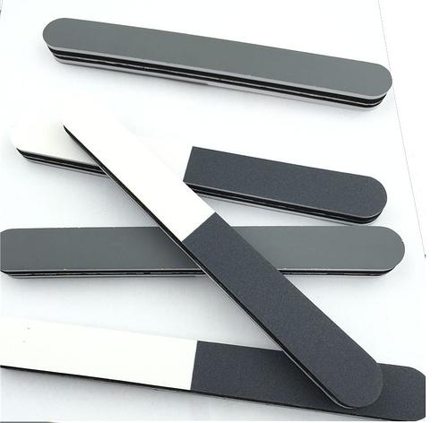 Пилочка для полировки ногтей 3-х сторонняя, фото 2