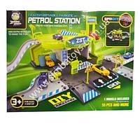 Парковочный центр AE1015, коробка 44*35*9,5см, парковка, трек