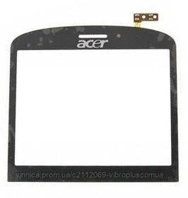 Тачскрин (сенсор) Acer E130 BeTouch, black (чёрный)