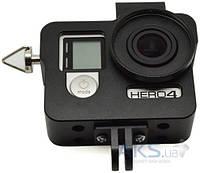 Рамка металлическая для GoPro HERO3 / HERO3+ / HERO4 (CNC Aluminum Frame)