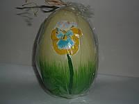 Свеча яйцо