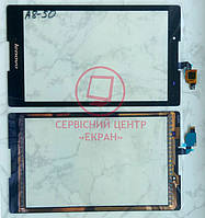 Сенсорний екран для смартфону Lenovo Tab 2 A8-50F, A8-50L, A8-50C, тачскрін чорний
