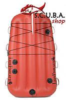 Буй «Плотик Мини» для подводной охоты 75*45*10 см (модель PL - 154)