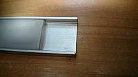 Алюминиевый профиль для светодиодной ленты Feron CAB 263 (накладной широкий) 2м