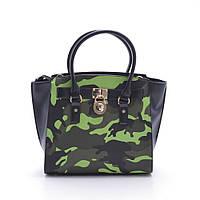 Женская сумка Baliford зеленого цвета
