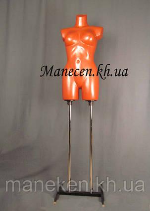 Манекен объемный венера терракот на подставке, фото 2