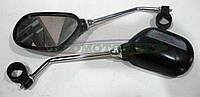Зеркала боковые с катафотом  (пара)