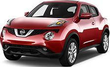 Фаркопы на Nissan Juke (c 2010--)