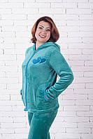 Пижама махровая сердечки, фото 1
