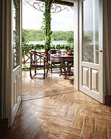 Плитка для пола Marotta Маротта серо-коричневый  15*50 063