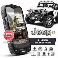 Jeep Z6 IP68 Защищенный смартфон , фото 1