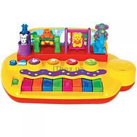 Развивающая игрушка Kiddieland Зверята на качелях (33423)