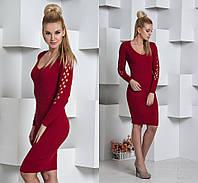 Вязаное платье LD-239 Турция, фото 1