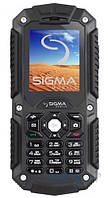 Мобильный телефон Sigma mobile X-treme IT67 Dual Sim Black