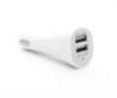 USB авто зарядка 2 USB (коробка) *2616