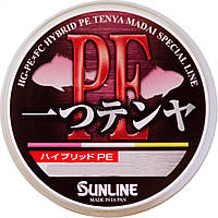 Шнур Sunline Hitotsu Tenya PE 210m #0.6/0.145мм 10LB/4.2кг (1658.01.96)
